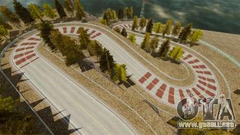 Ubicación del Okutama FZC para GTA 4 séptima pantalla