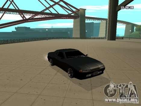 Elegy para GTA San Andreas vista hacia atrás