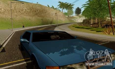 ENBSeries for low PC para GTA San Andreas novena de pantalla