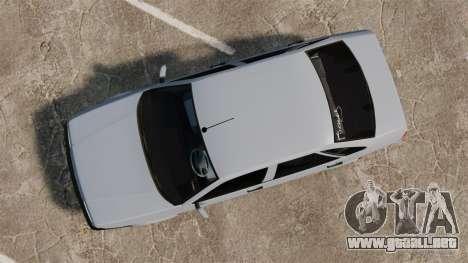 Fiat Tempra SX.A v2.0 para GTA 4 visión correcta