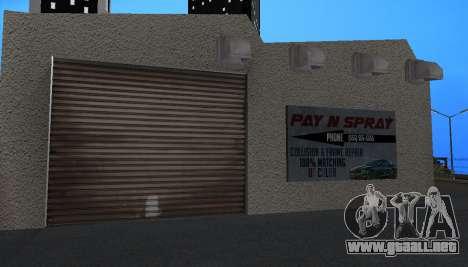 Wang Cars para GTA San Andreas quinta pantalla