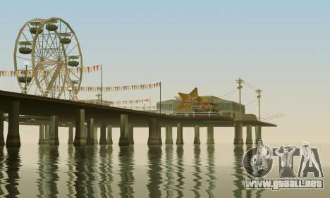 ENBSeries for low PC para GTA San Andreas segunda pantalla