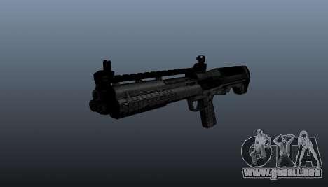 Kel-Tec KSG escopeta 12 v1 para GTA 4