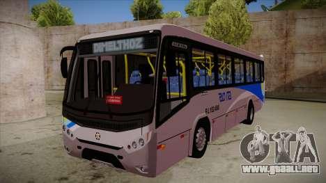Marcopolo Senior Midi MB OF 1418 Rio Ita para GTA San Andreas