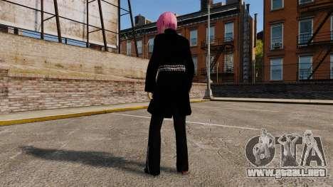 Nueva ropa Nico de la muchacha para GTA 4 segundos de pantalla