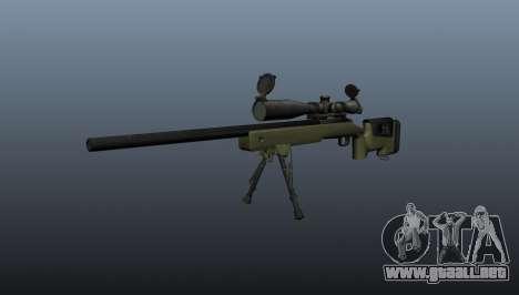 Rifle de francotirador M40A3 para GTA 4