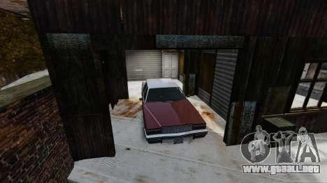 Casa de RP para GTA 4 octavo de pantalla