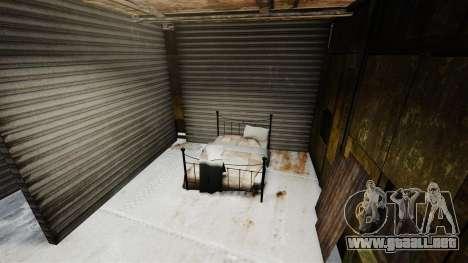 Casa de RP para GTA 4 quinta pantalla