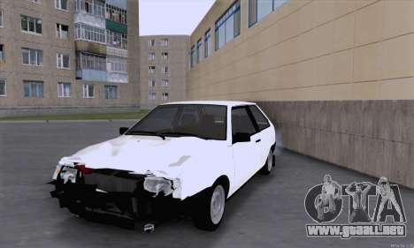 VAZ 2108 roto para GTA San Andreas