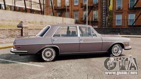 Mercedes-Benz 300 SEL 1971 para GTA 4 left