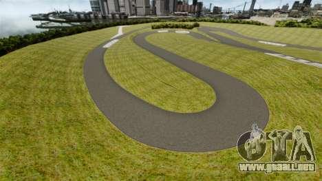 Destino Roskilde anillo para GTA 4 adelante de pantalla