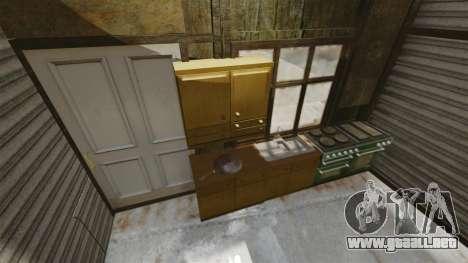 Casa de RP para GTA 4 sexto de pantalla