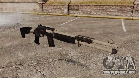 Escopeta M1014 v2 para GTA 4