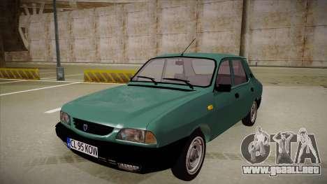 Dacia 1310 Berlina 2001 para GTA San Andreas