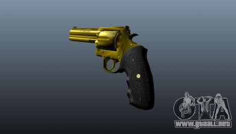 Revólver Colt Anaconda v2 para GTA 4 segundos de pantalla