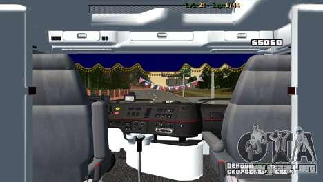 Volvo VNL 670 para la visión correcta GTA San Andreas