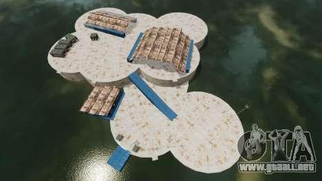Base Naval para GTA 4