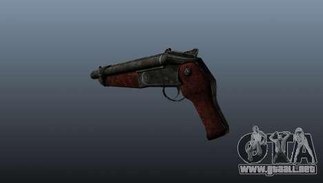 Escopeta recortada v2 para GTA 4 segundos de pantalla