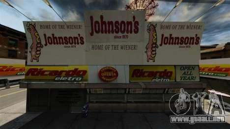 Tiendas brasileñas para GTA 4