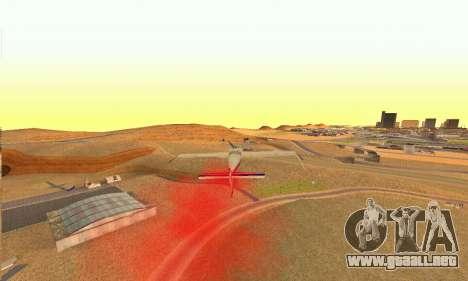 Stunt GTA V para vista lateral GTA San Andreas
