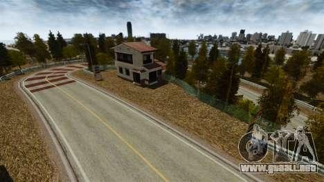 Ubicación del Okutama FZC para GTA 4 sexto de pantalla