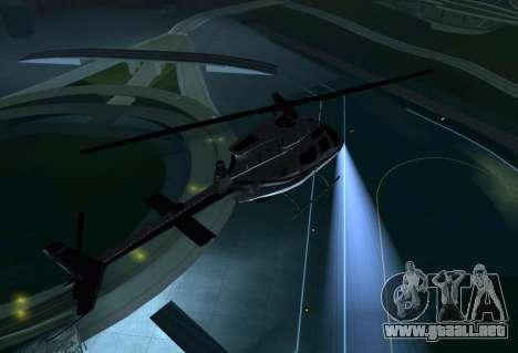 OH-58 Kiowa Police para la visión correcta GTA San Andreas