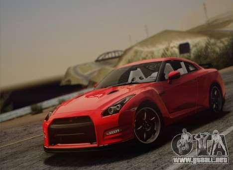 Nissan GT-R Egoist v2 para GTA San Andreas