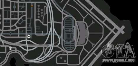 Casa de RP para GTA 4 novena de pantalla