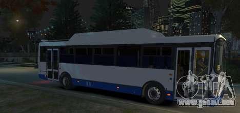 LIAZ 5256.57-01 2013 para GTA 4 left