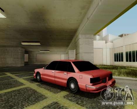 Premier tonificada para GTA San Andreas left