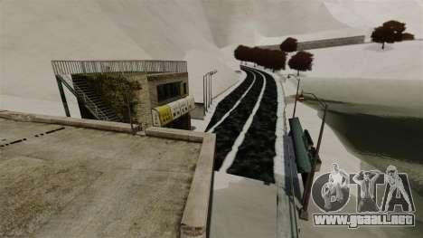 Ubicación Nevado Sakina para GTA 4 segundos de pantalla