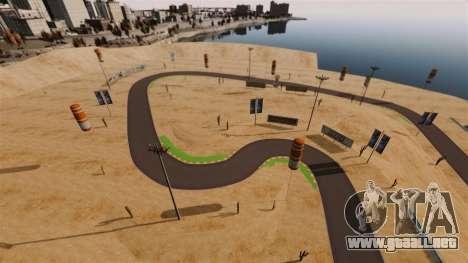 Ubicación DesertDrift ProStreetStyle para GTA 4 séptima pantalla