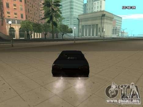 Elegy para la visión correcta GTA San Andreas