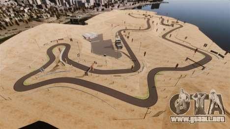 Ubicación DesertDrift ProStreetStyle para GTA 4