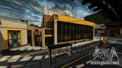 Tiendas brasileñas para GTA 4 adelante de pantalla
