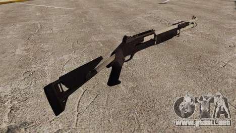 Escopeta M1014 v1 para GTA 4 segundos de pantalla