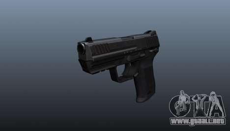 Pistola HK45C v1 para GTA 4
