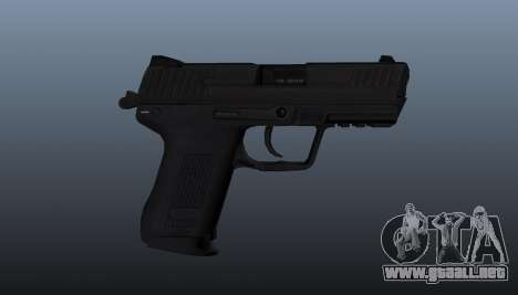 Pistola HK45C v1 para GTA 4 tercera pantalla