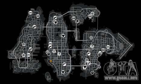 Pertamina GAS STATION para GTA 4 sexto de pantalla