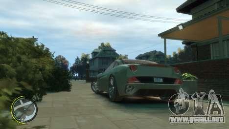 Ferrari California [EPM] para GTA 4 left