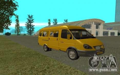 3221 Gacela para la visión correcta GTA San Andreas