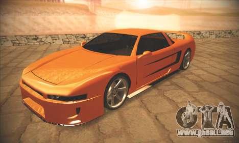 Infernus One para GTA San Andreas