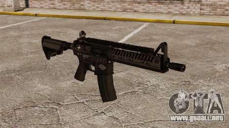 Automático carabina M4 VLTOR v1 para GTA 4