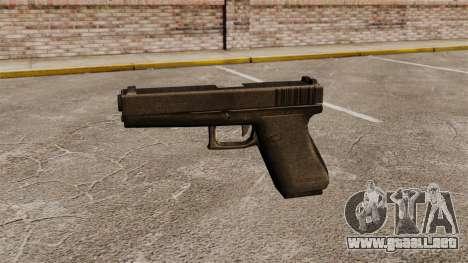 Pistola Glock 18 para GTA 4 tercera pantalla