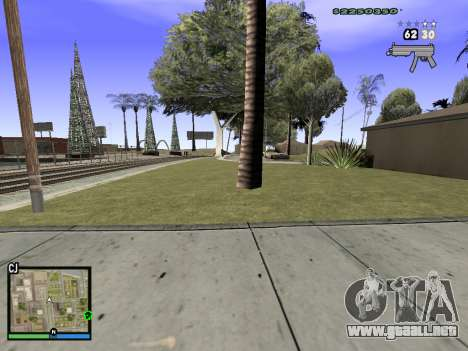 MFGTAVH V.2.0F para GTA San Andreas