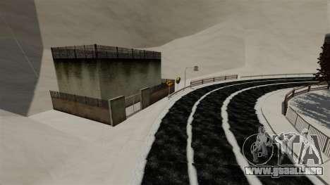 Ubicación Nevado Sakina para GTA 4 tercera pantalla