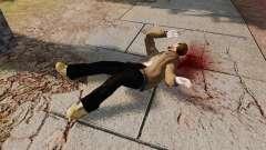 Sangre y barras para GTA 4