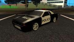 Elegy Police para GTA San Andreas