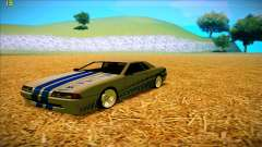 Paintjobs EQG Version for Elegy para GTA San Andreas