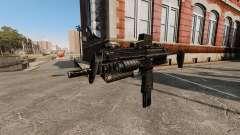 HK MP7 subfusil ametrallador v2